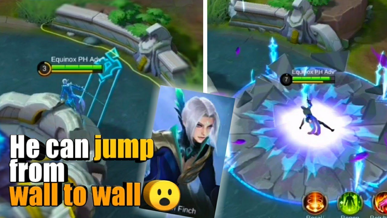 Ling ang bagong Assassin   NEW HERO gameplay, skills & abilities