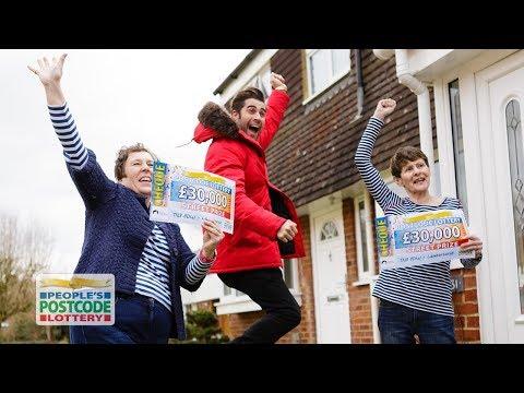 Street Prize Winners - TN3 8DW in Lamberhurst on 18/03/2018 - People's Postcode Lottery