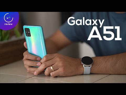 Samsung Galaxy A51   Review en español