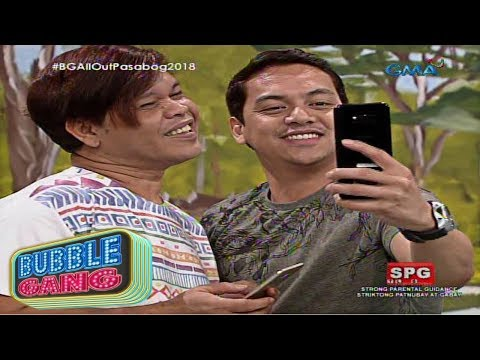 Bubble Gang: Diego syndrome