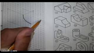 Video Isometric Sketches - Sketching Arcs - Shape No. 9 download MP3, 3GP, MP4, WEBM, AVI, FLV September 2018
