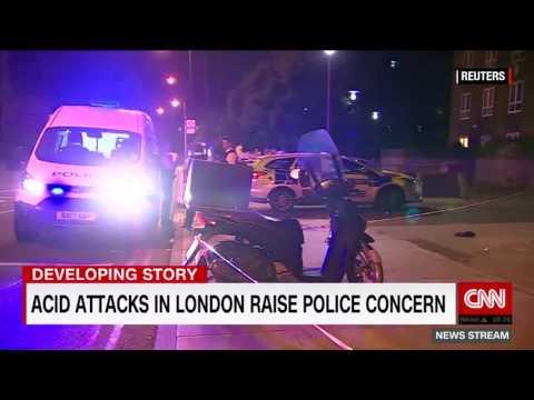 British government ponders life sentences for acid attacks   CNN com