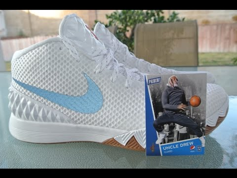 timeless design 8c12d 07a07 KoF Mailbox: Uncle Drew Panini Trading Cards With The Nike ...