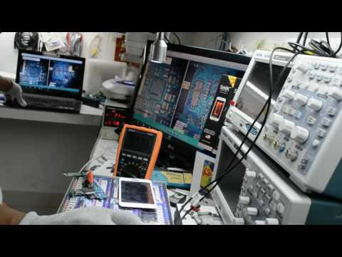 reparación Samsung Galaxy Core 2 Duos G355 no da imagen o pantalla