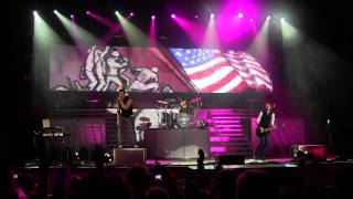 Skillet - Hero Live at Rock The Park 2013 (Opening Song)