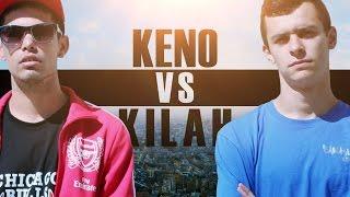 Informação sobre o Apocalipse 2: https://www.facebook.com/events/491235801022246/ Mais uma batalha da 6ª Edição, desta vez entre Keno e Kilah. Votam no ...