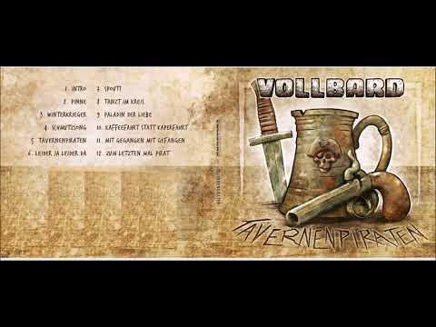 Vollbard - Schnupperspur - Tavernenpiraten Album 2018