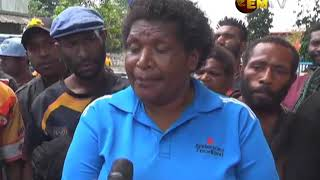 Members of the public in Lae raise concerns on COVID-19