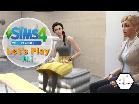 ◢ Vampier Training ◤ || Sims 4 Vampieren Let's Play - Deel 8
