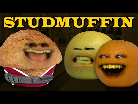 Annoying Orange – STUDMUFFIN (feat. Madilyn Bailey, Jess Lizama & Kevin Brueck)