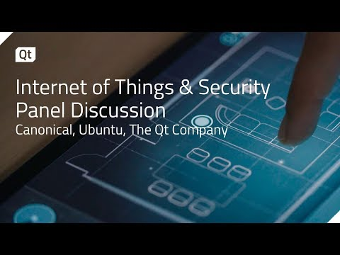 C++: Internet of Things and Security Panel discussion