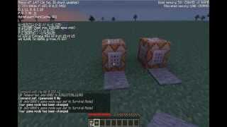Como tener un bloque de comandos sin mod