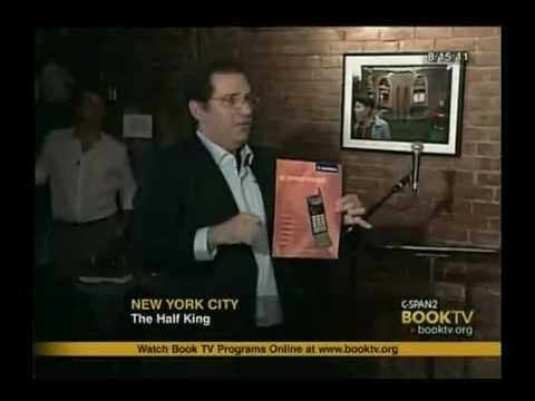 Kevin Mitnick talks about his new book ''Ghost in the Wires'' 8-15-11