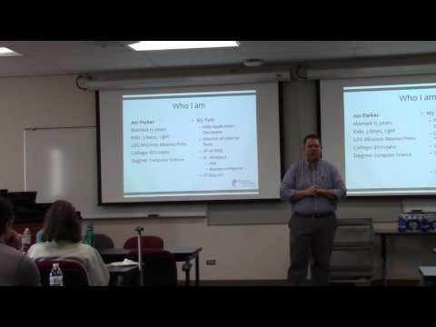 Association for Information Systems:: Jon Parker, Melaleuca