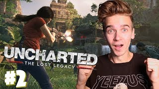 BACK WITH UNCHARTED | Uncharted Lost Legacy #2