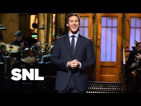 Andy Samberg Impressions Monologue - Saturday Night Live