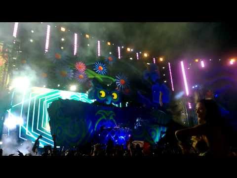 EDC Las Vegas 2013 Dash Berlin City of Dreams ID mix Live