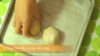 Italian: The Easiest Way To Bake Healthy Bread Rolls With Italian Seasonings