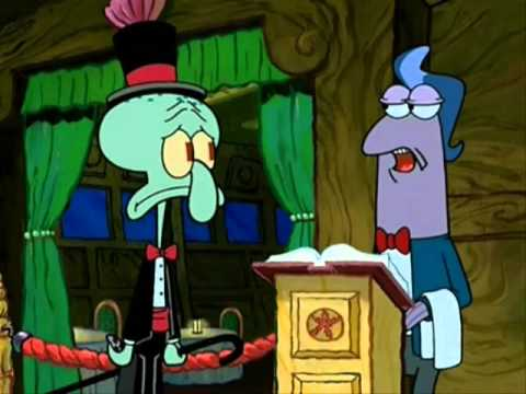 squidward dating