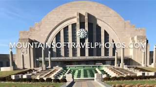 Cincinnati Art Deco Union Railway Terminal