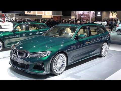 WORLD PREMIERE: BMW ALPINA B3 TOURING - IAA 2019