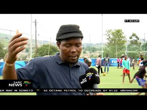 Mabizela warns fellow sports stars to spend their money wisely
