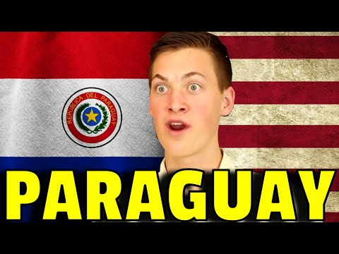 Foreigner REACTS to Paraguayan Life | Paraguay is Amazing!