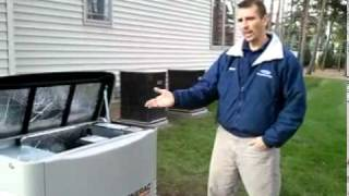 Generator, Whole Home Natural Gas
