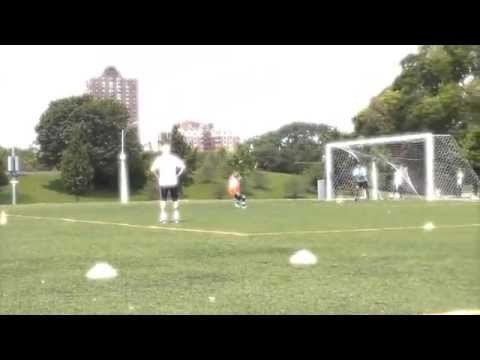Football Talents - Europe Premier League Academy Structure Training - Day 1