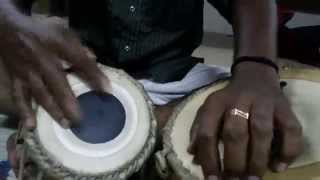 Shankara Nada Sarira Para - Singing with Tabla