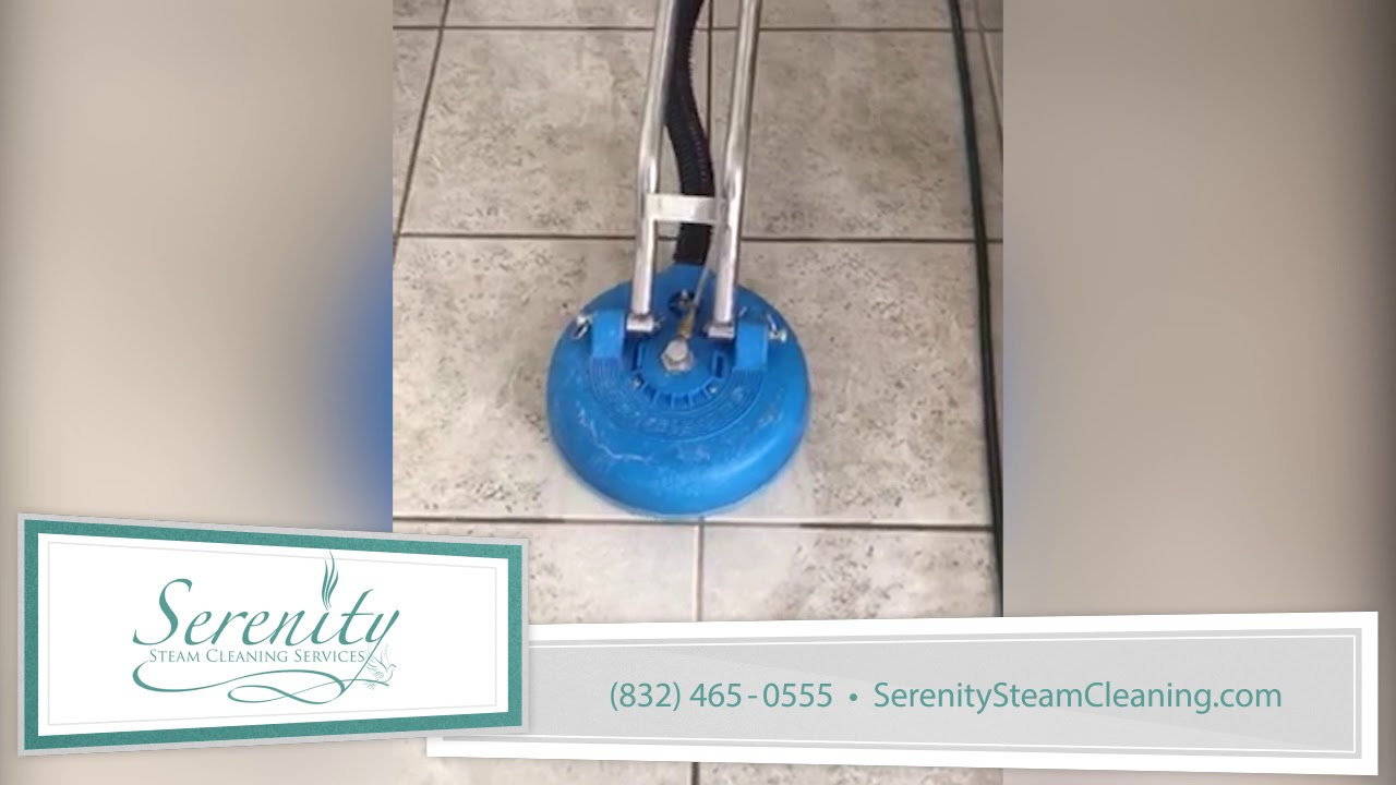 Serenity Steam Cleaning Services Cleaning Services In Spring YouTube - Bathroom steam cleaning service