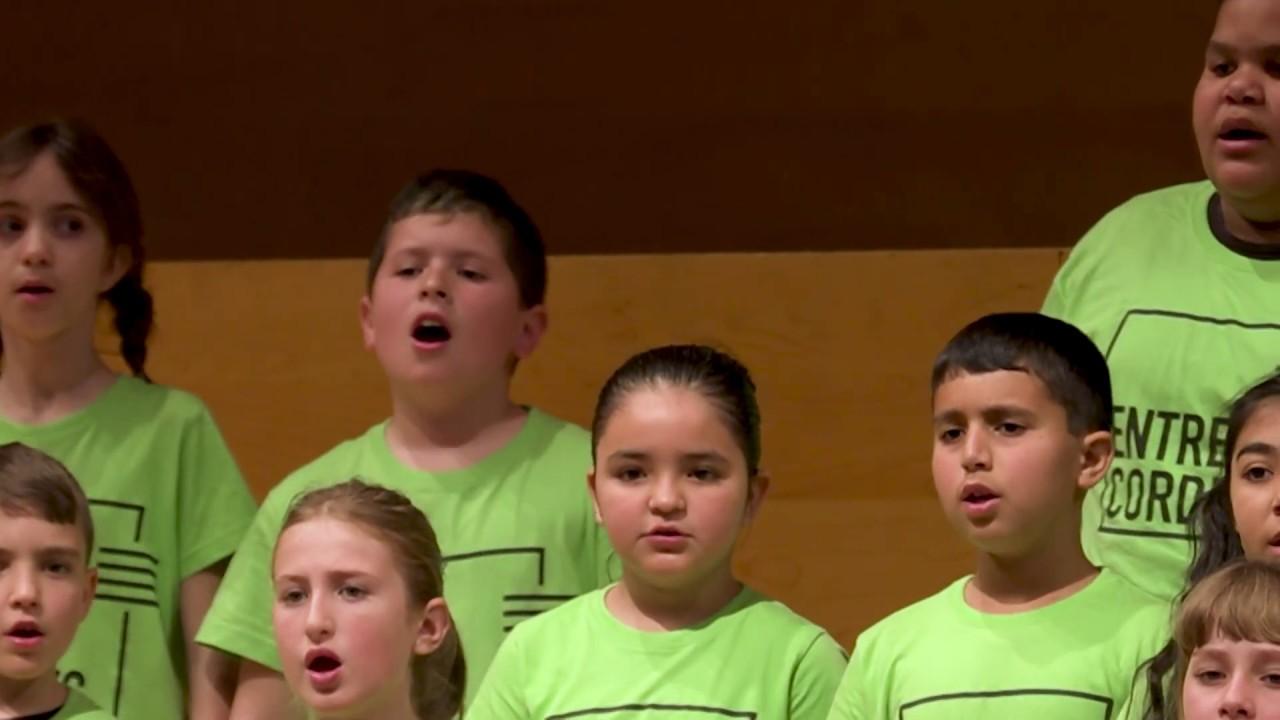 GALL DE FOC - per a grup infantil i orquestra simfònica