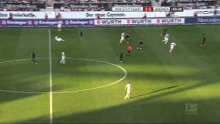 Stuttgart 3-2 Werder Bremen