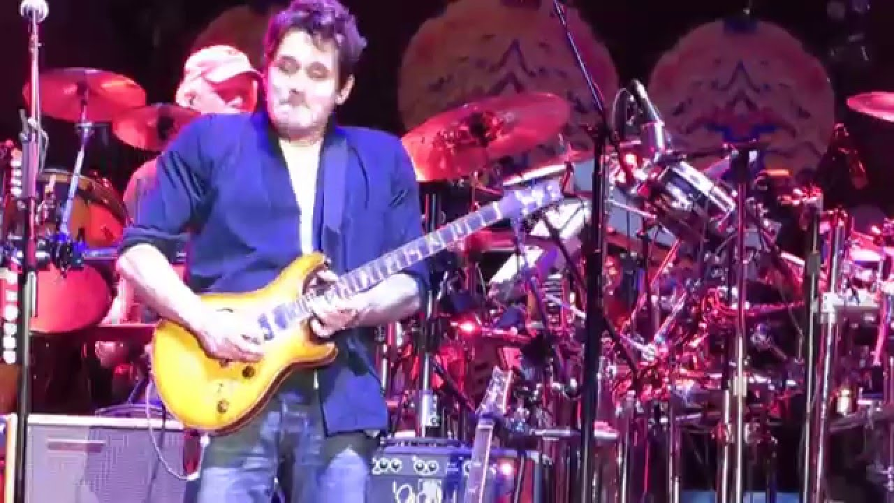 west la fade away dead company with john mayer the forum 12 30 15 youtube. Black Bedroom Furniture Sets. Home Design Ideas