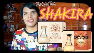 RESEÑA SHAKIRA ELIXIR & WILD ELIXIR PERFUMES - ALVARO MEBARAK ☻✩