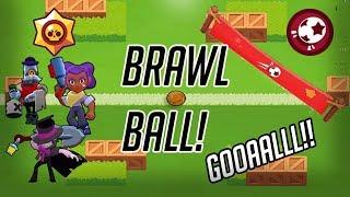 BRAWL BALL – Tips, Strategies, u0026 Thoughts – Gameplay [Brawl Stars]