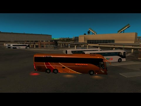 Bus Volvo 9800 Tufesa   De Ciudad Obregón a Hermosillo Sonora