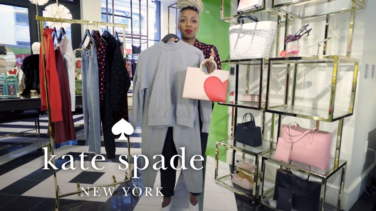 how to style athleisure | talking shop | kate spade new york