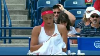 Теннис. Турнир ВТА. Торонто. Янкович-Гарсия