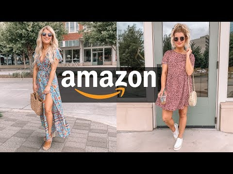 Amazon Summer Dresses Under $30!