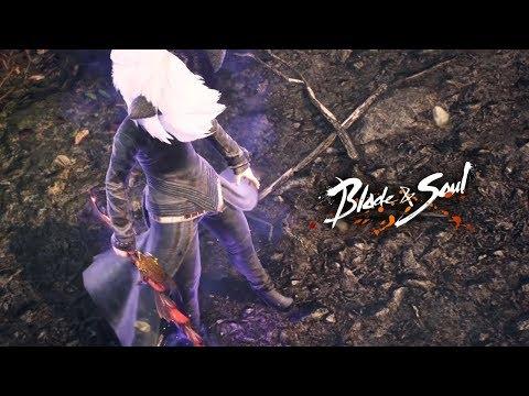 Blade & Soul KR  Winter 1819 update preview trailer feat Lyn Warden