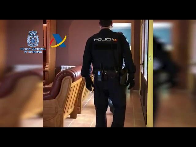 Operación Pantín AEAT  PN