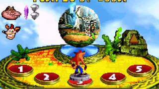 Play Crash Bandicoot XS Online GBA Game Rom - Game Boy Advance