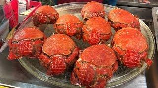 Taiwan Street Food - KONA CRABS 科納蟹 / コナのカニ / 코나 게