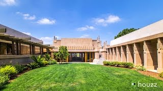 Frank Lloyd Wright's Stunning Hollyhock House as You've Never Seen It