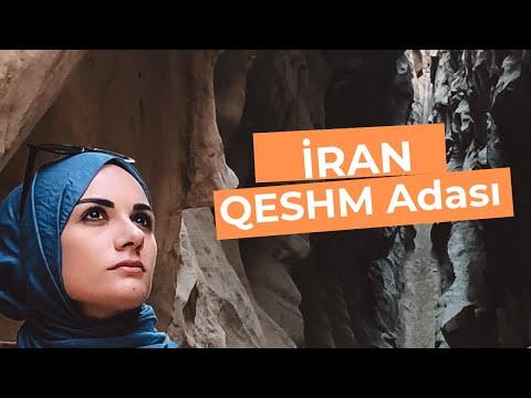 Qeshm Adası, İran 🇮🇷