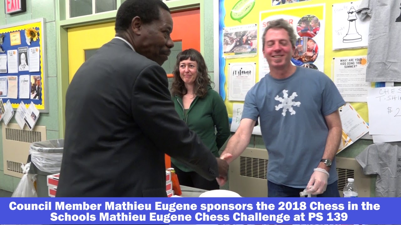 April Community Events from Council Member Mathieu Eugene