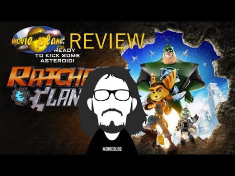 Movie Planet Review- 141: RECENSIONE RATCHET&CLANK- IL FILM