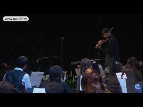 Leonidas Kavakos plays Ysaye Allemanda from Sonata Op. 27 No.4 - Verbier Festival 2010