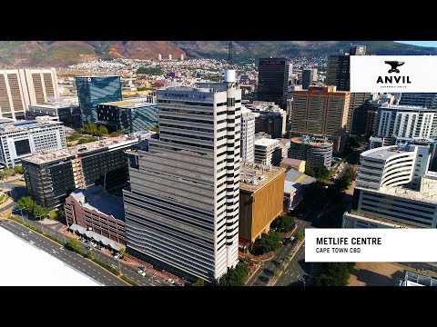 Office Space To Let In Cape Town CBD -  The Metlife Centre